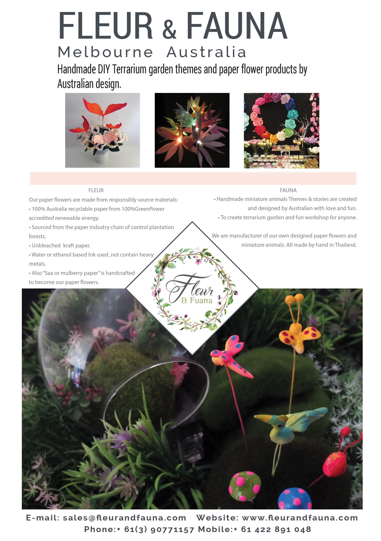 Fleur fauna handmade diy terrarium garden themes and paper welcome mightylinksfo